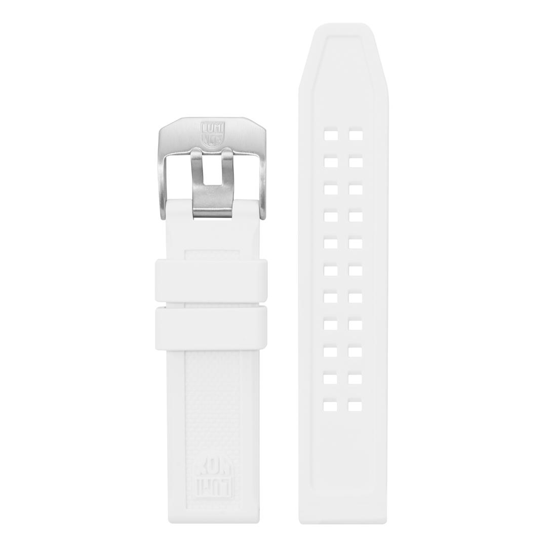 Strap Rubber-07(WHT-S)