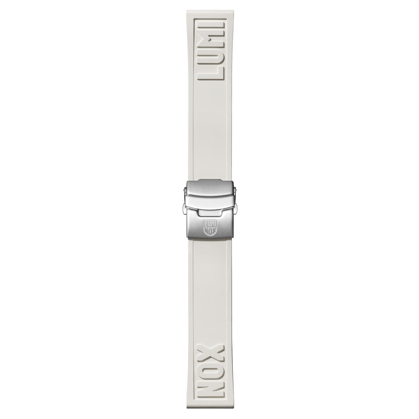 CUT TO FIT WHITE STRAP